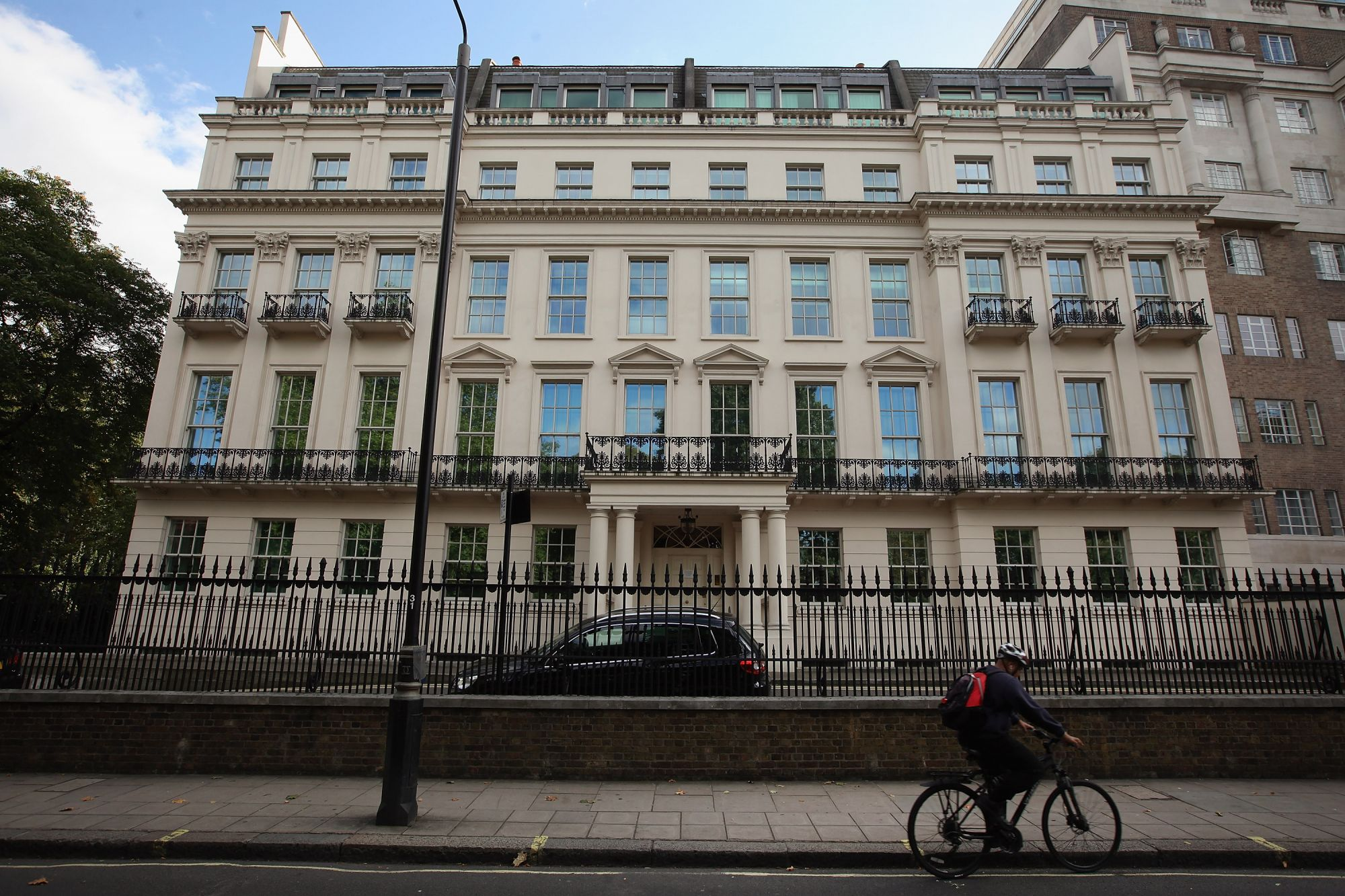 Hong Kong Tycoon Cheung Chung Kiu Snaps Up London S Most Expensive Home For Hk 2 1 Billion Tatler Hong Kong