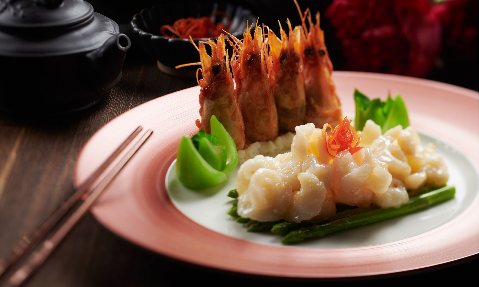 Celebrated Cantonese Restaurant Ming Court Opens Its Second Branch At Great Eagle Centre In Wan Chai