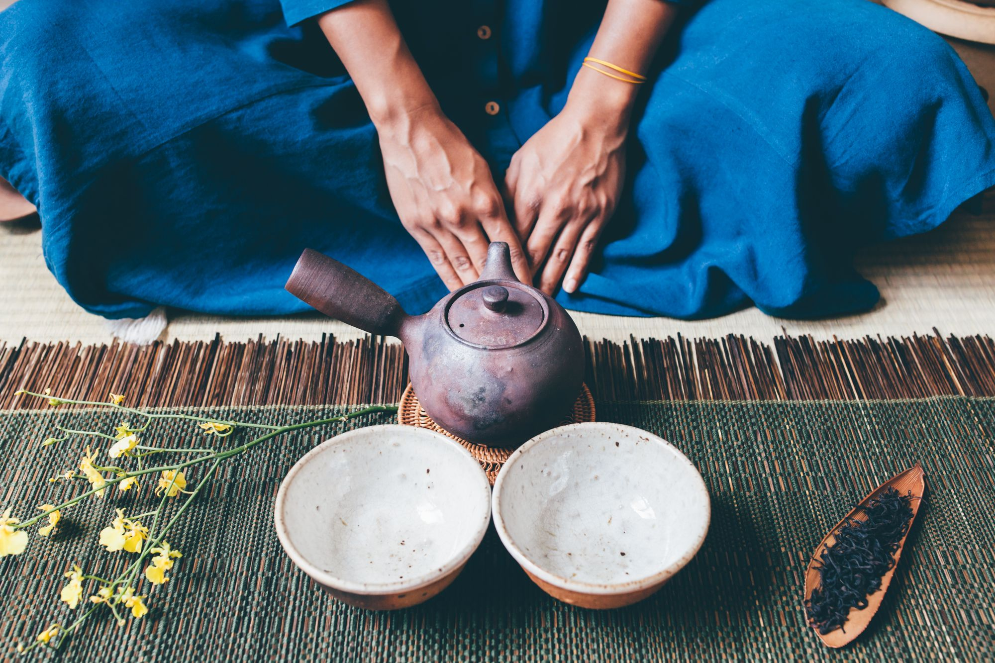 Calm In A Cup: How Tea Ceremonies Bring Us Back To Nature