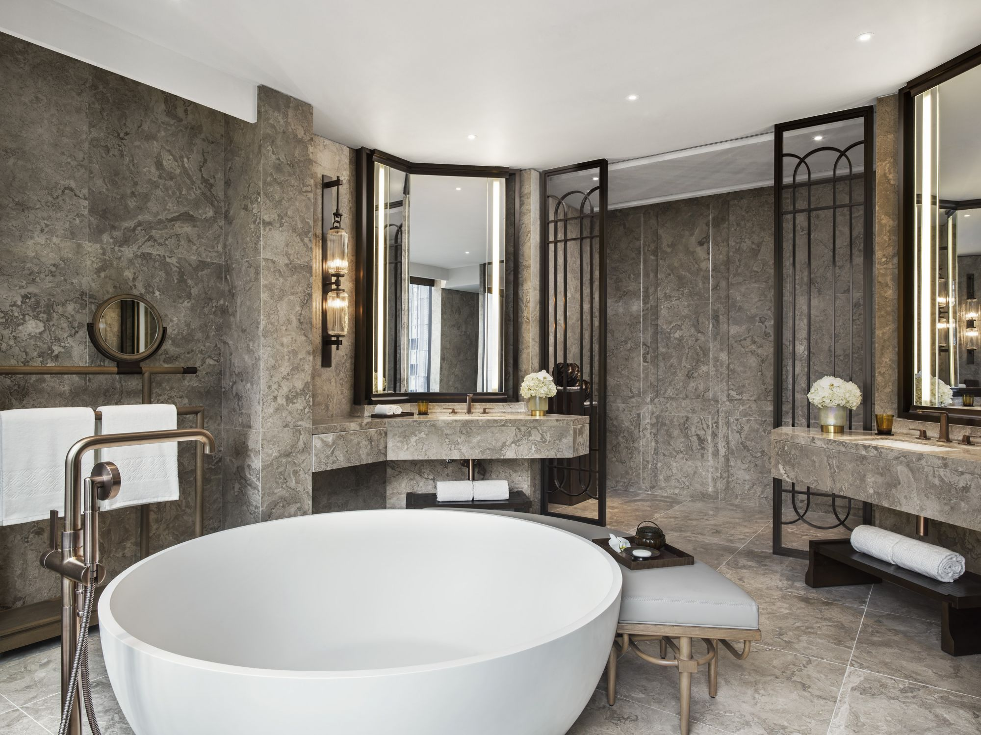 Take A Selfie: The Most Instagrammable Hotel Bathrooms In Hong Kong
