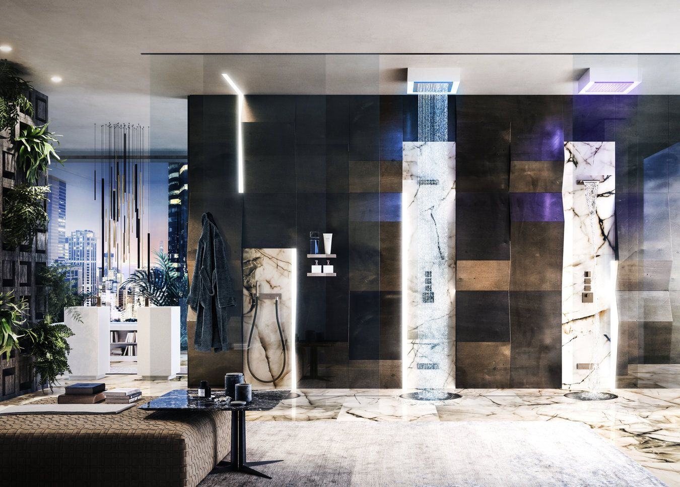 7 Luxurious Ways To Optimise Your Bath and Shower