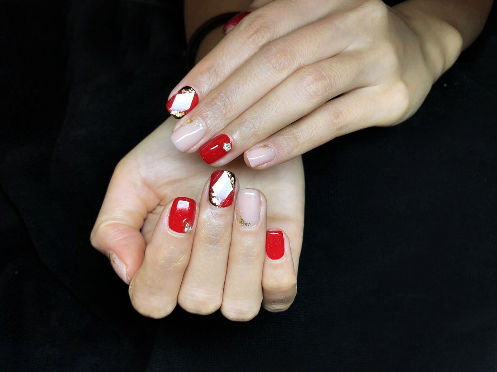 6 Beautiful Manicure Ideas That Are Perfect For Chinese New