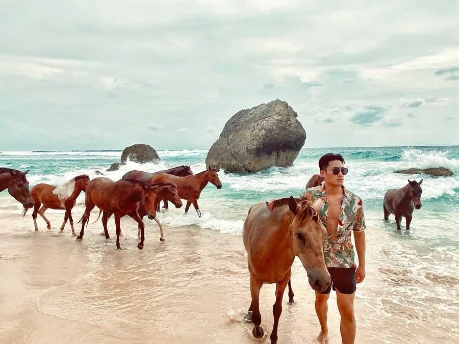 10 Best Tatlergrams: Loui Lim's Exotic Trip to Indonesia And More