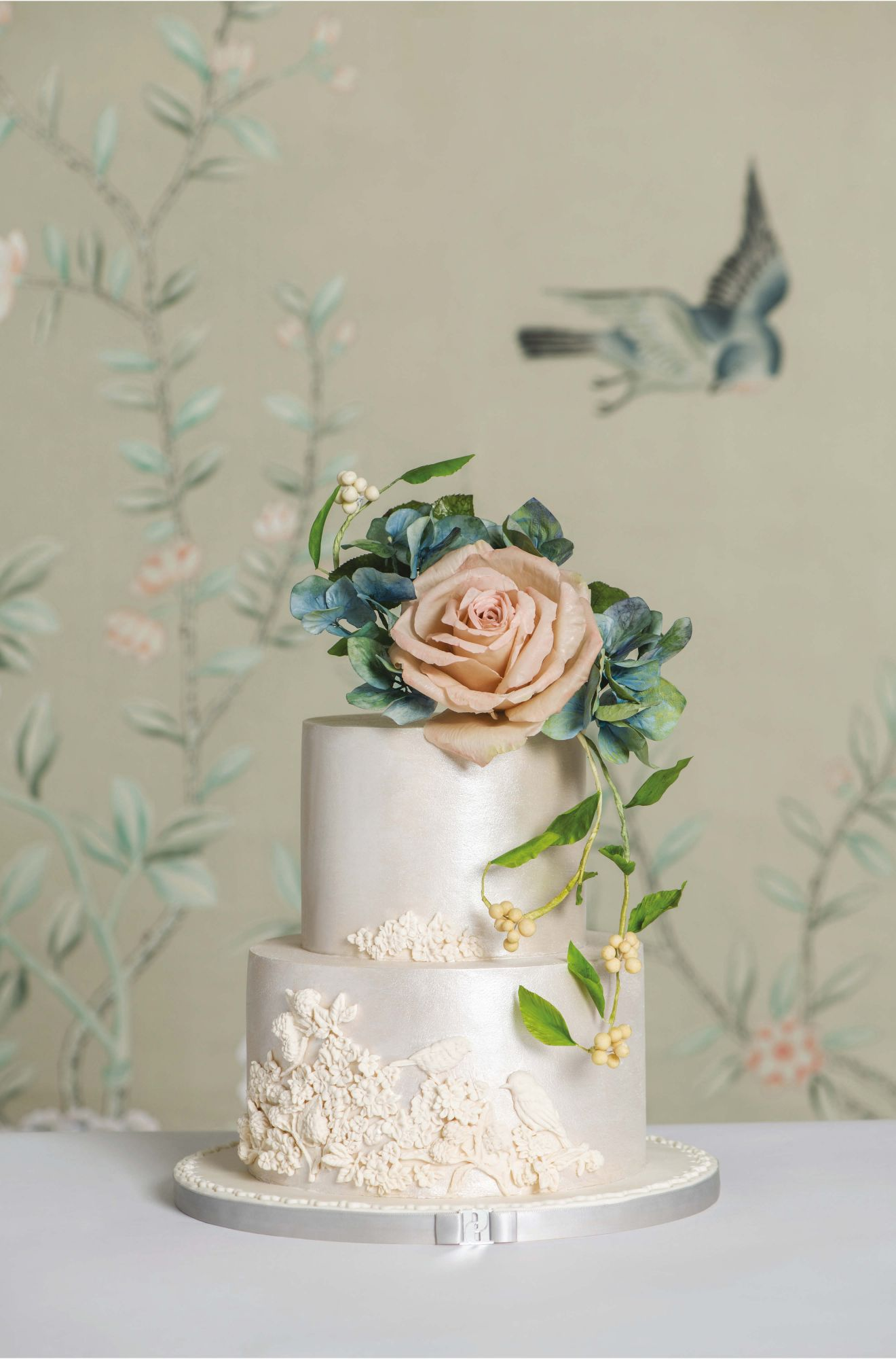 4 Beautiful Wedding Cake Ideas For Your Big Day Hong