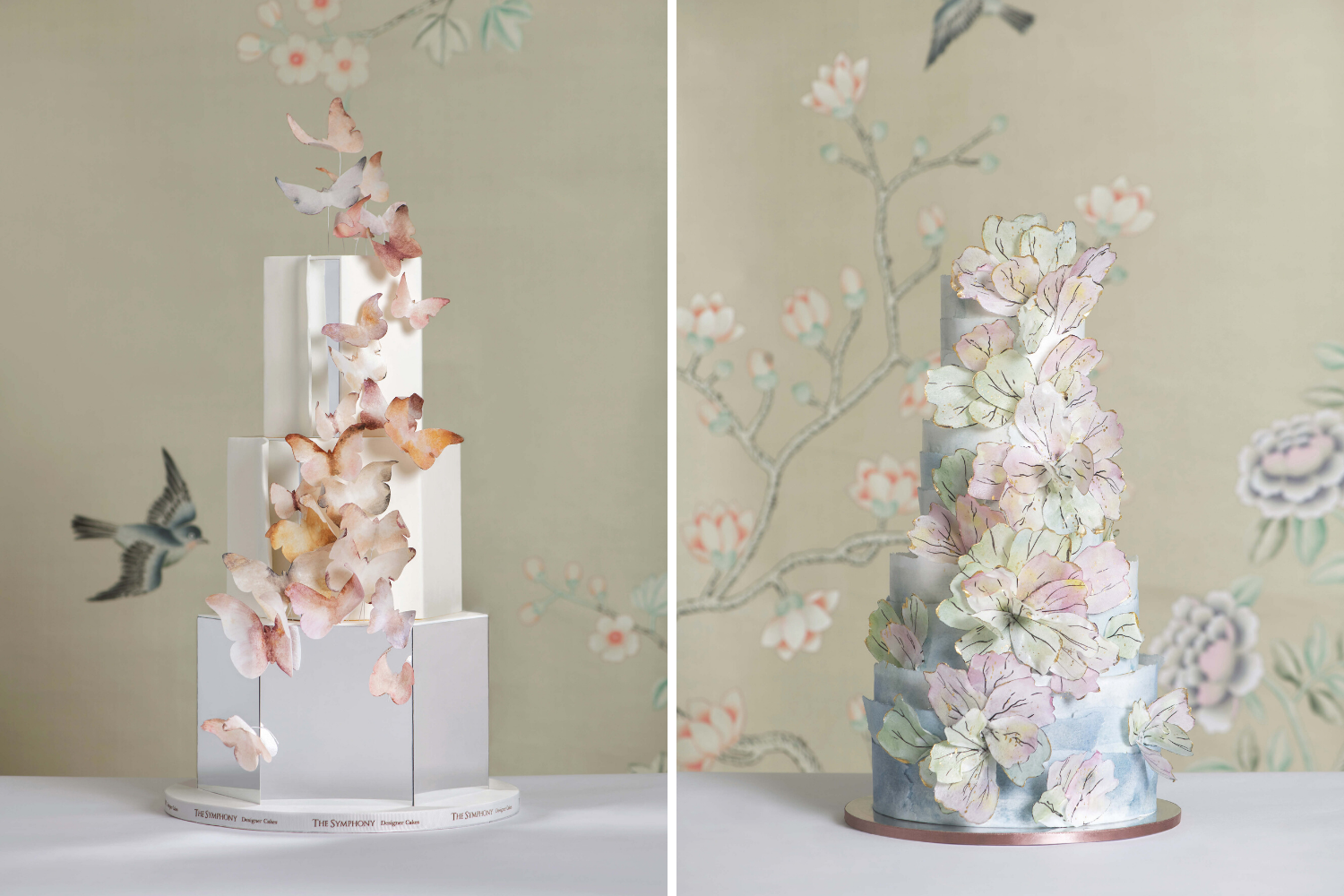 4 Beautiful Wedding Cake Ideas For Your Big Day