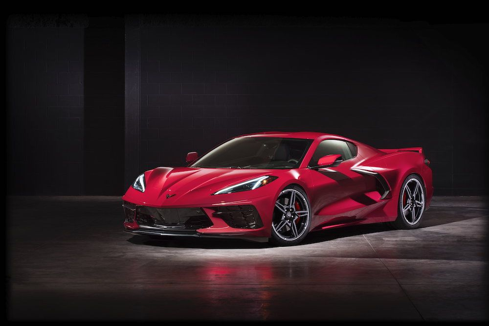 2020 Chevrolet Corvette Stingray (photo: courtesy)