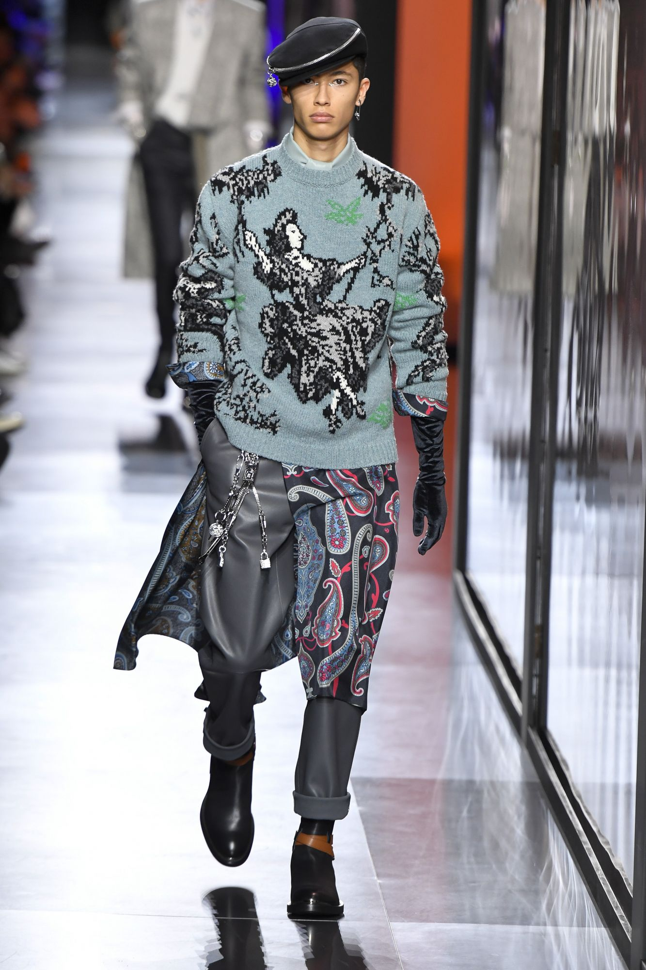 Tatler Reviews 10 Best Men S Fashion Shows Of Fall 2020 Tatler Hong Kong