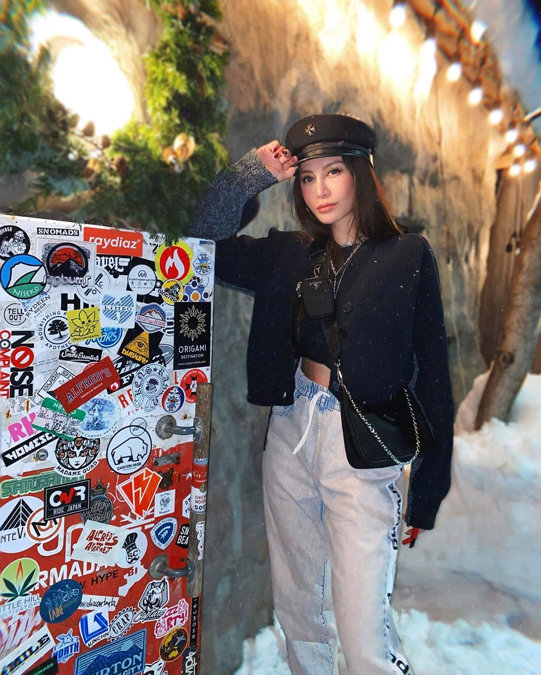 10 Best Tatlergrams: Eleanor Lam Travels To Niseko in Style And More