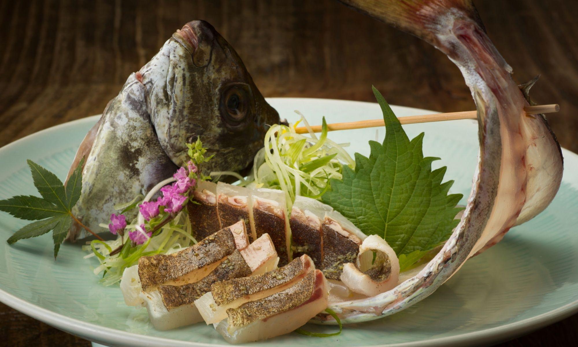 Gourmet Journey To Kumamoto At Gonpachi