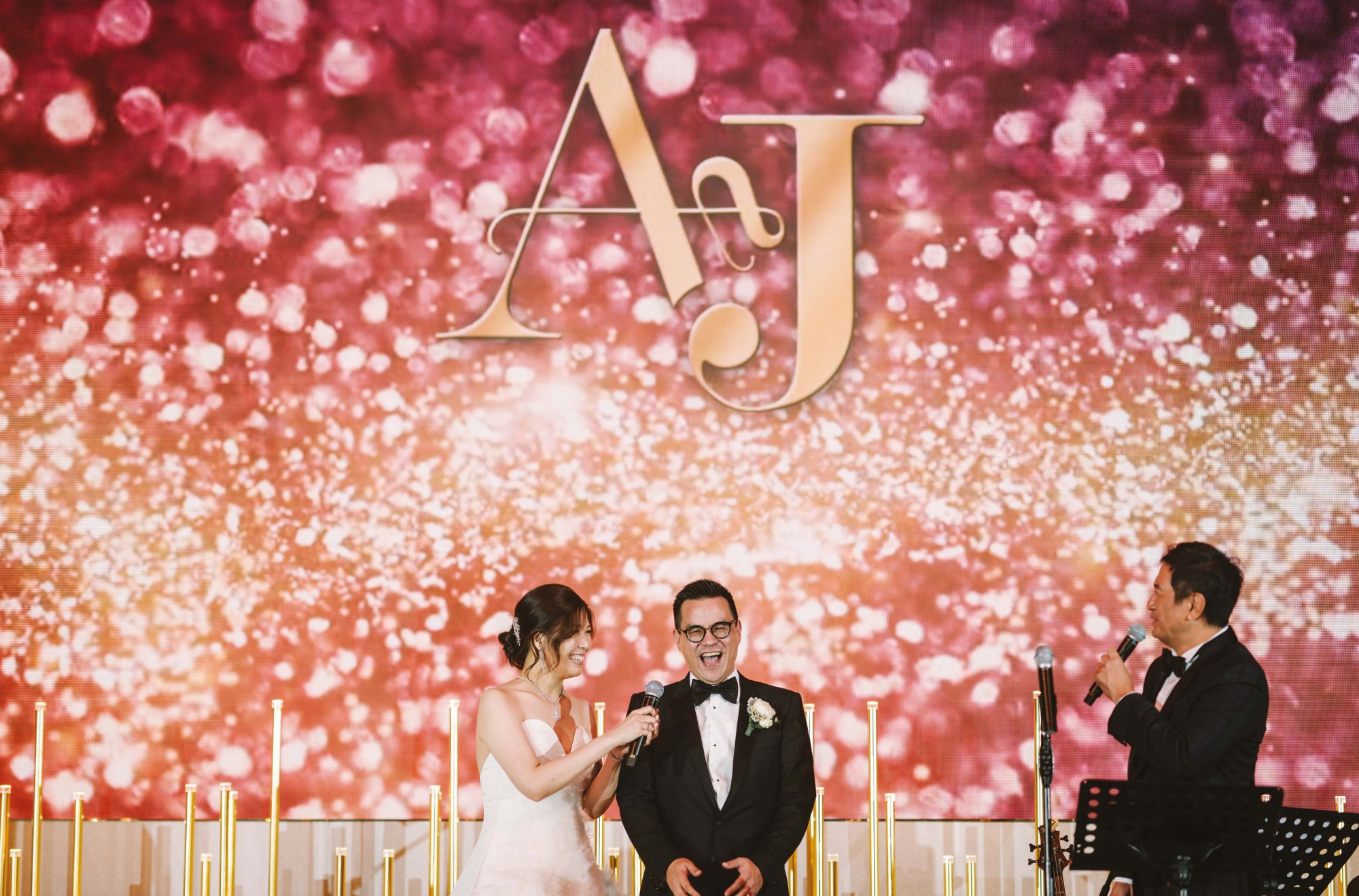 Real Weddings: Inside Anita Wong And Jason Lee's Wedding