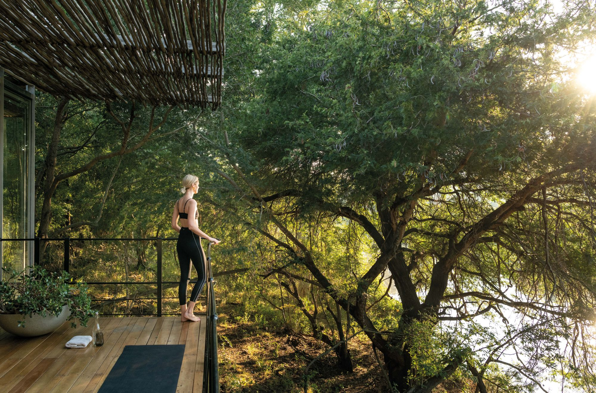 Singita in South Africa brings its guests back to nature