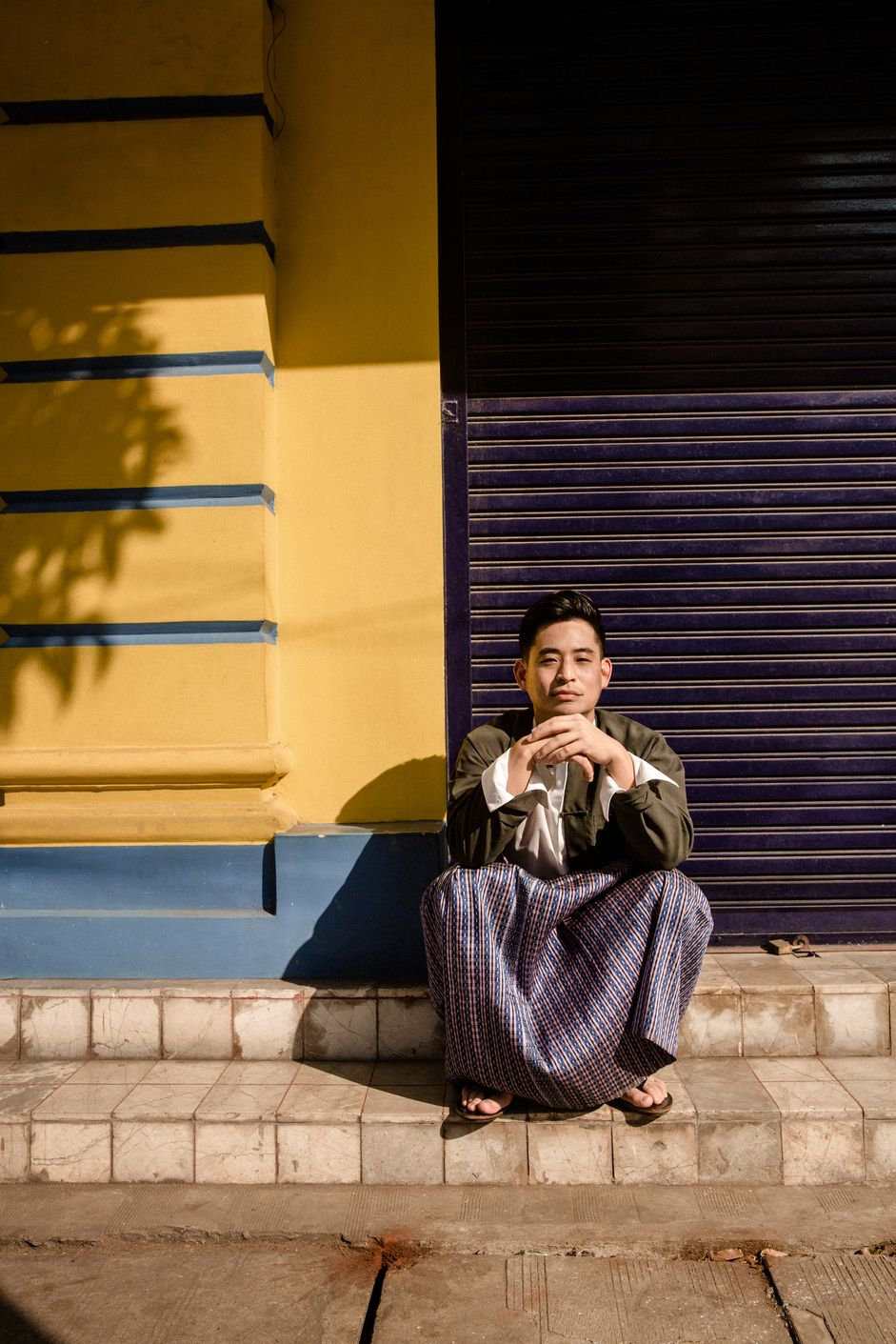 Exploring Yangon's Flourishing Creative Scene With Ivan Pun