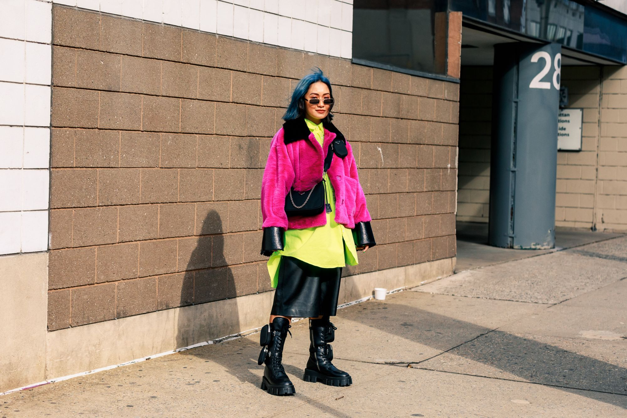 The Best Street Style Looks From New York Fashion Week Autumn Winter 2020 Tatler Singapore