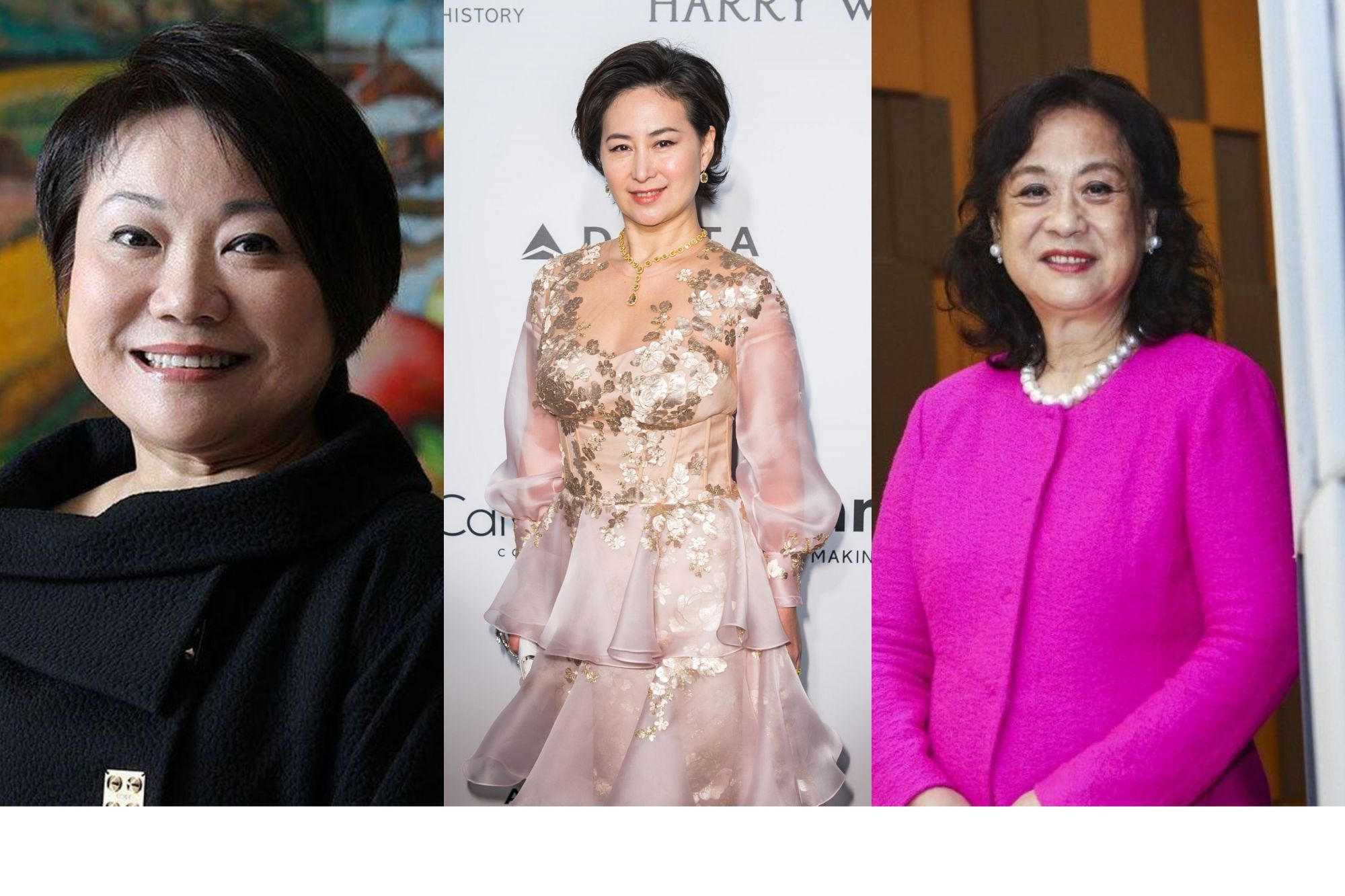Meet Hong Kong's Richest Women Of 2020