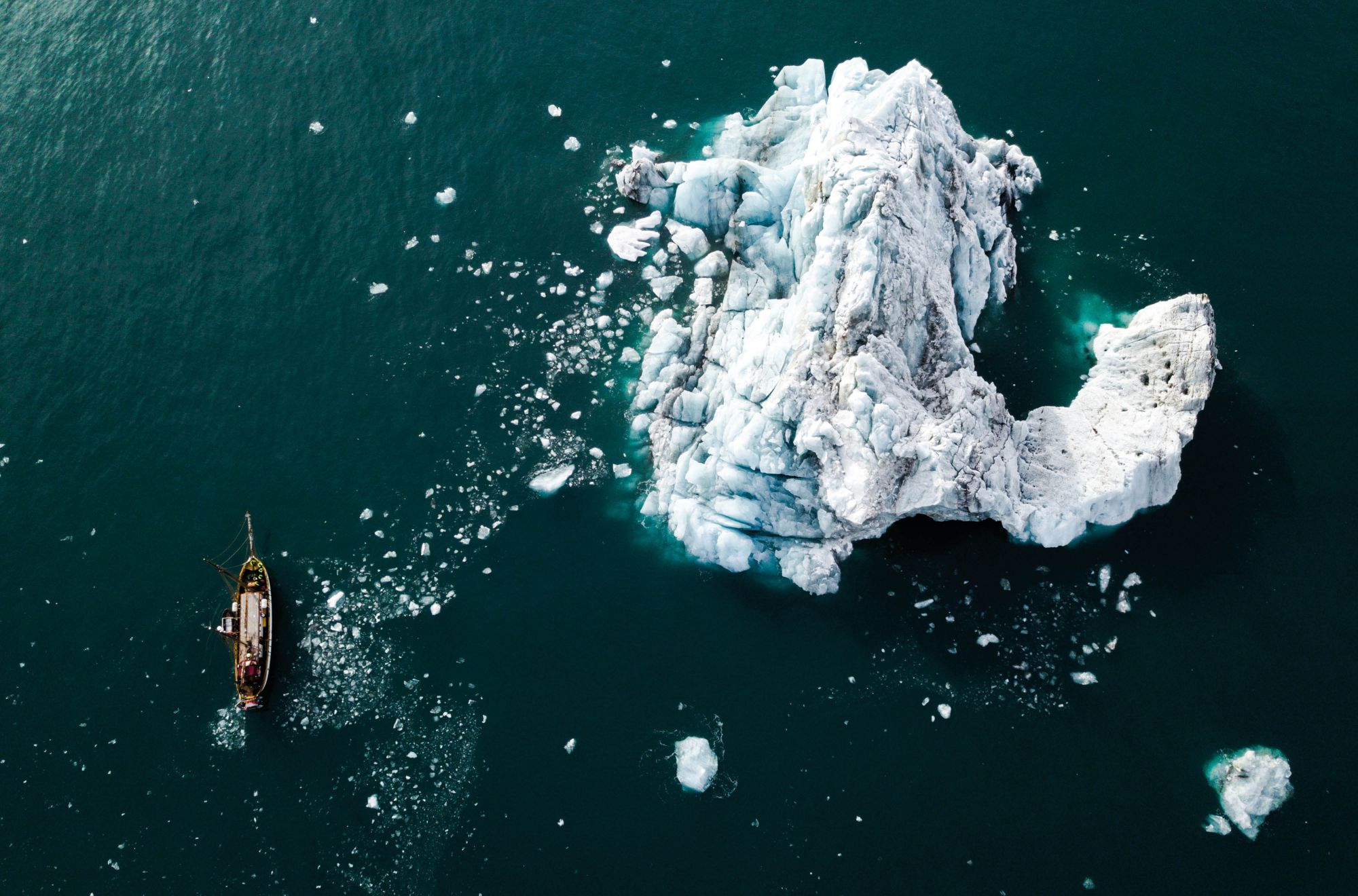 Uncharted Territory: 12 Breathtaking Shots Of North Sailing's Expedition In Greenland