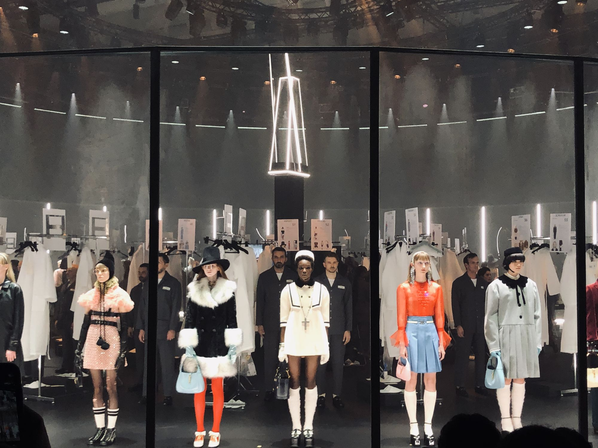 Milan Fashion Week Fall/Winter 2020: Day 1 Highlights