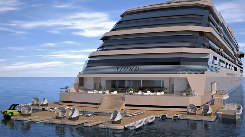 Would You Purchase A Luxury Condo On The Sea? Now You Can