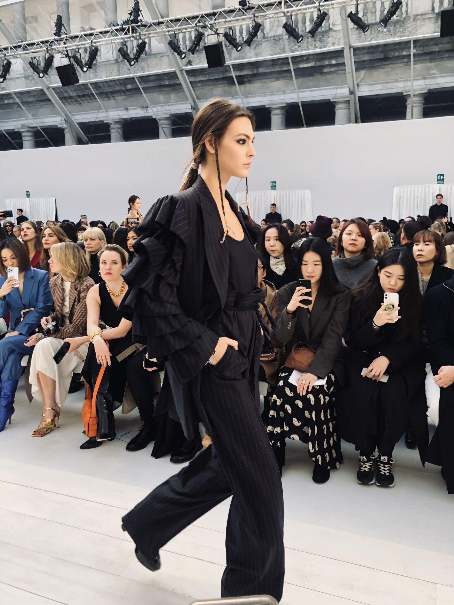 Milan Fashion Week Fall/Winter 2020: Day 2 Highlights