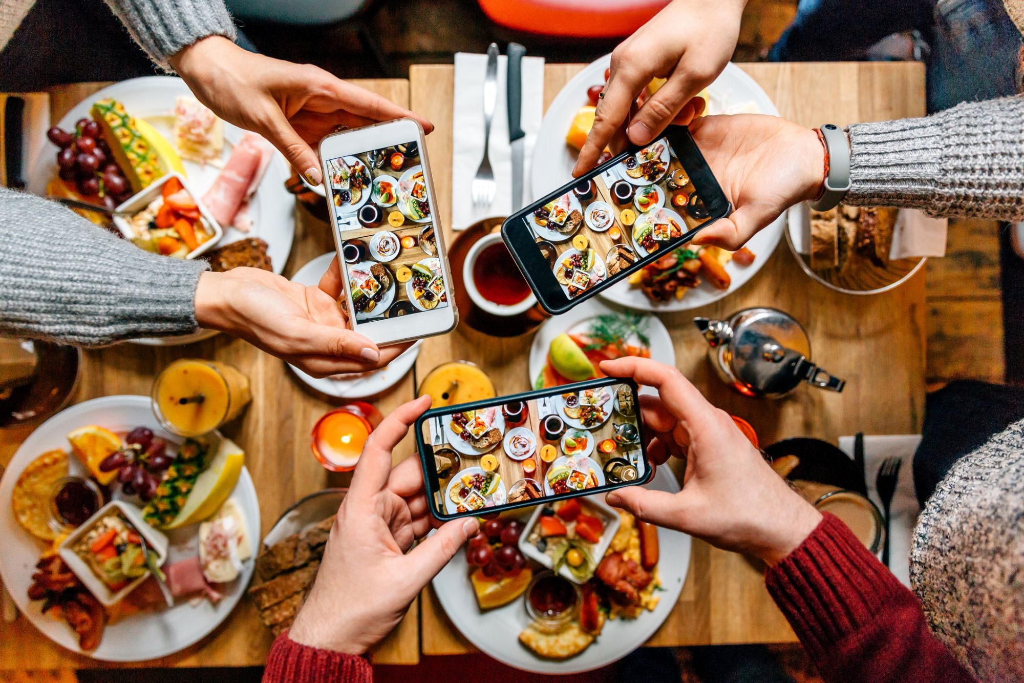#Tatlerapproved: Food Captions And Quotes For Instagram In 2020