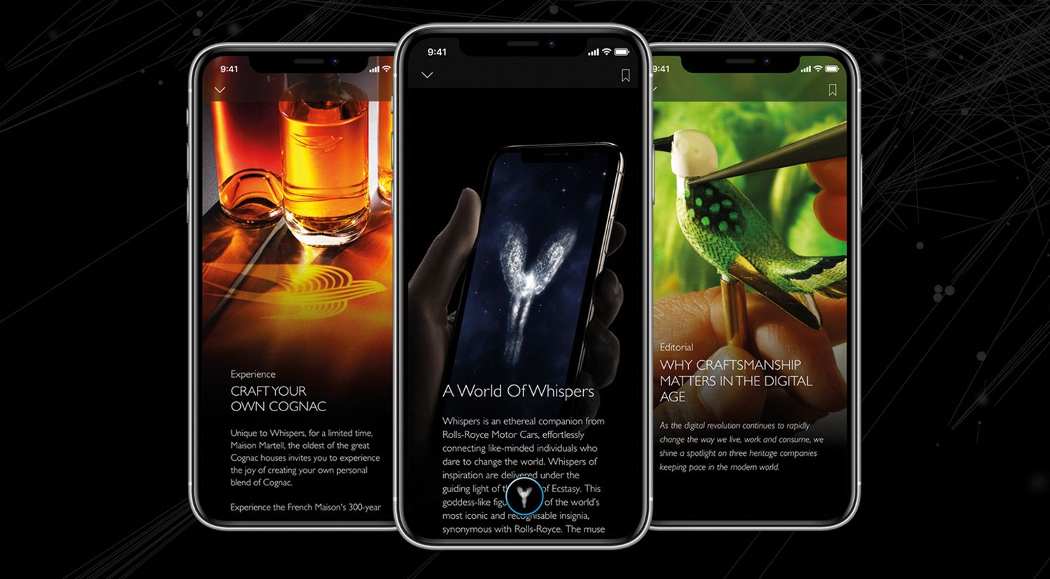 Rolls-Royce Launches The Most Exclusive App In The World