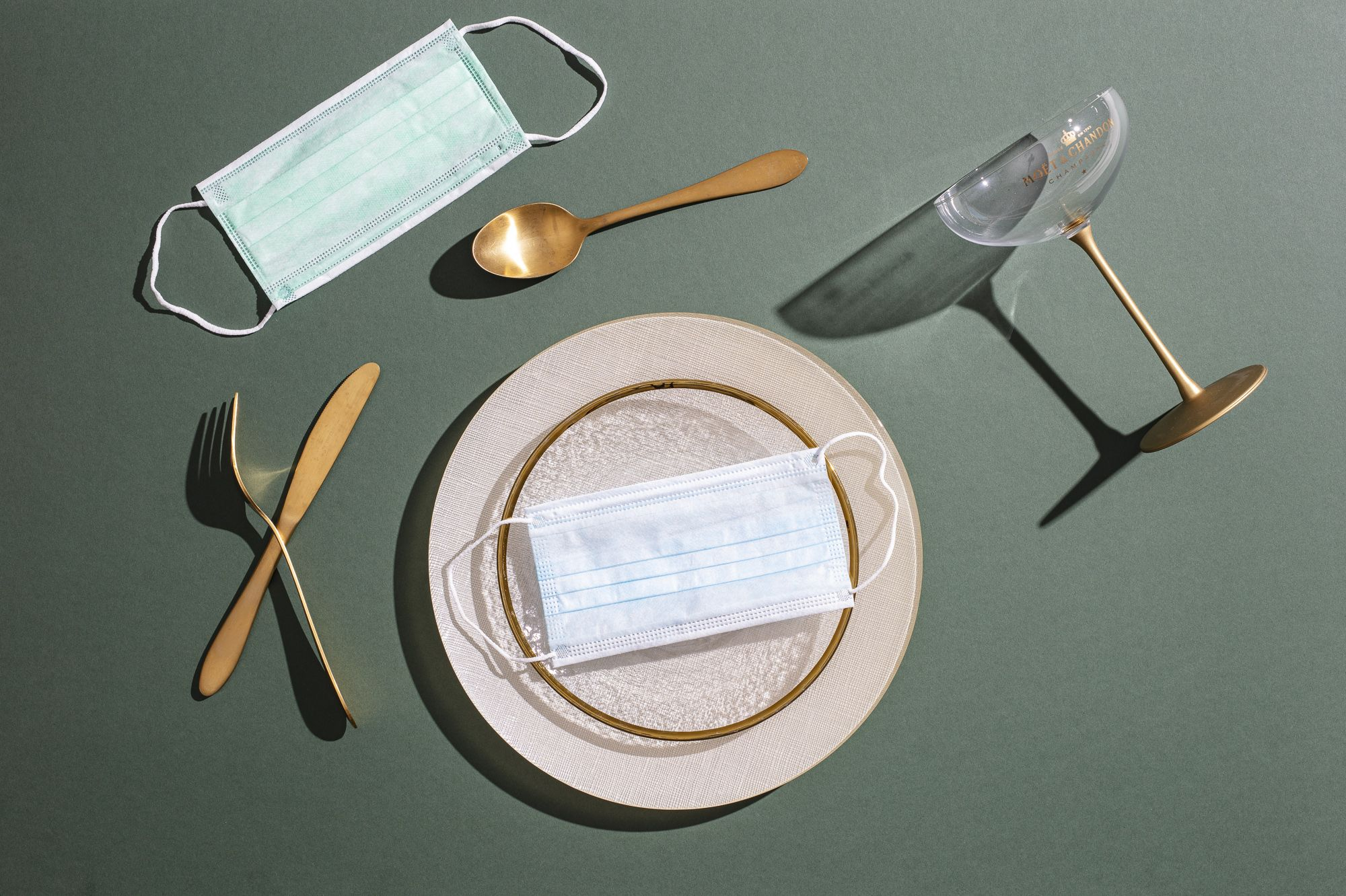 """""""Apocalypse Kitchen"""" By Two Hong Kong Creatives Reimagines Meals In The Age Of Coronavirus"""