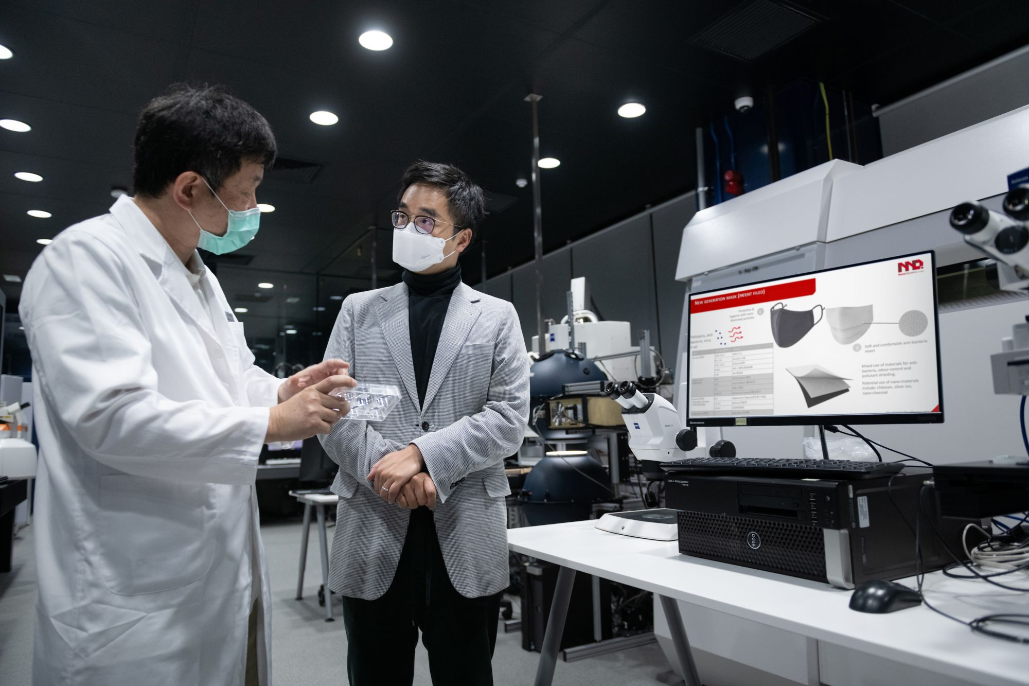 Adrian Cheng Sets Up Local Surgical Mask Production Lines To Combat Coronavirus