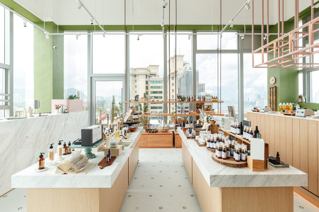 Hong Kong's Most Instagrammable Beauty Boutiques