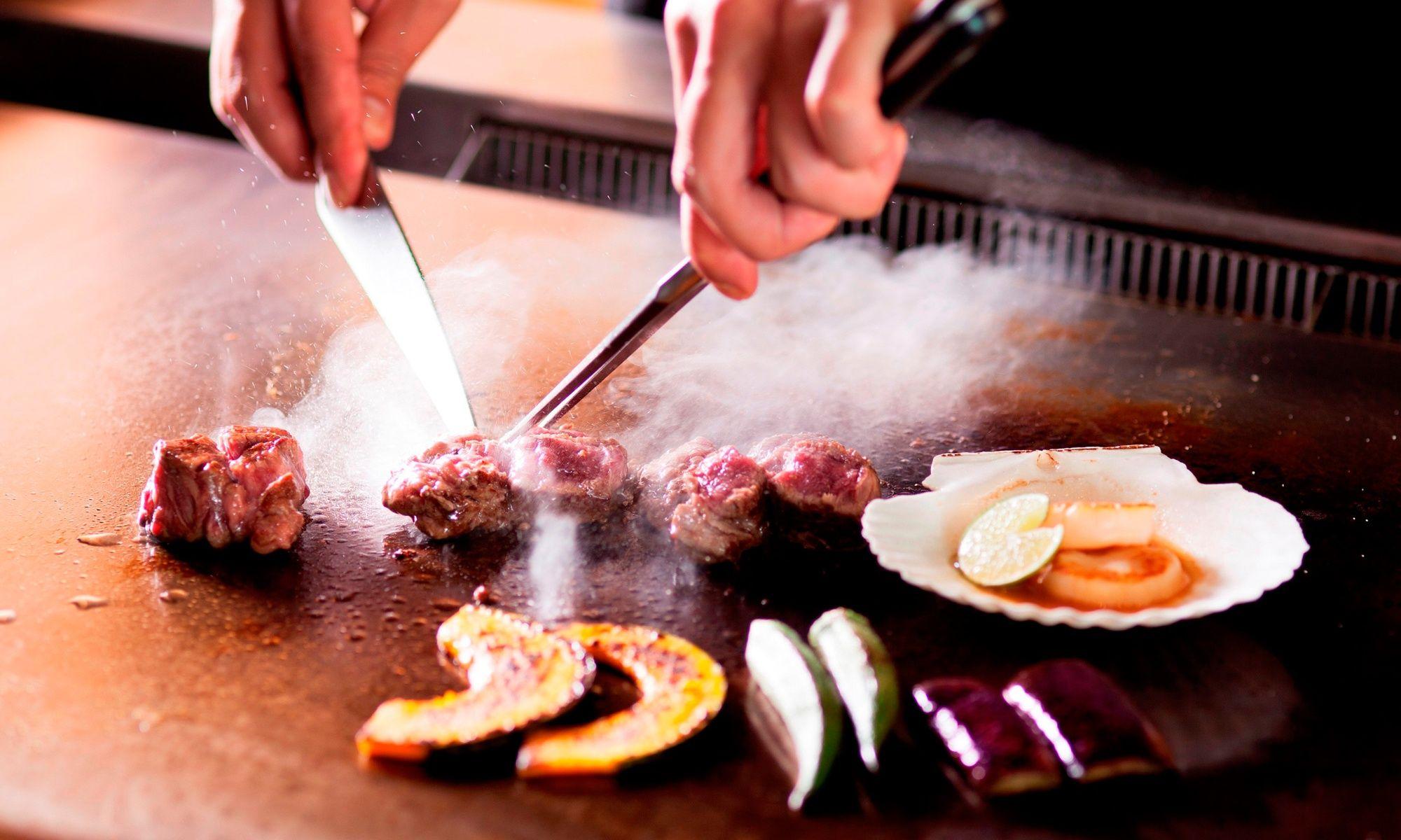 An Ultimate Teppanyaki Experience at Shikigiku Japanese Restaurant