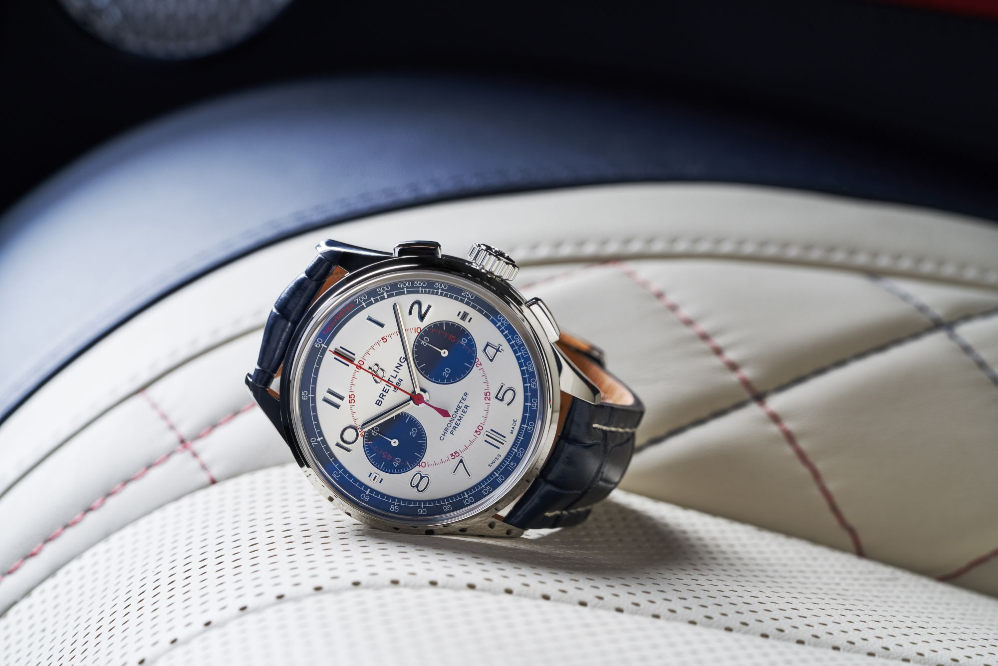 Breitling And Bentley Motors Latest Timepiece Commemorates The 17-Year Partnership
