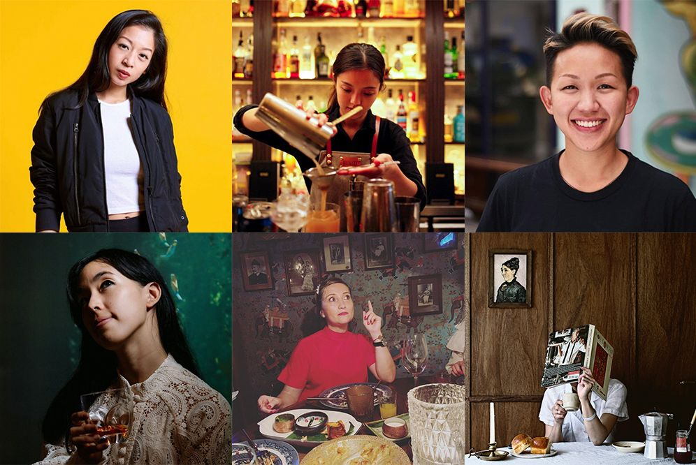 Inspirational Women In Hong Kong's Food And Drink Scene To Follow In 2020