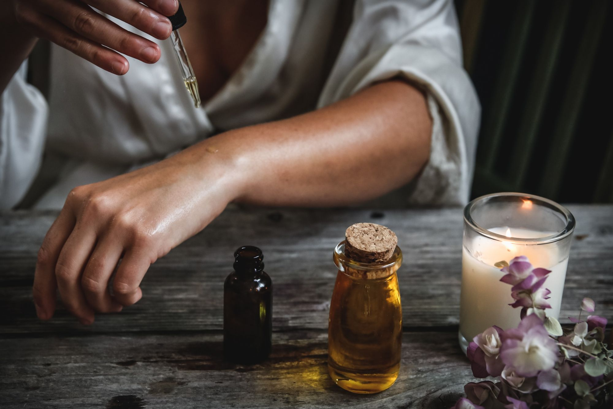 Natural Healing: These Essential Oils Can Help You Destress and Relax