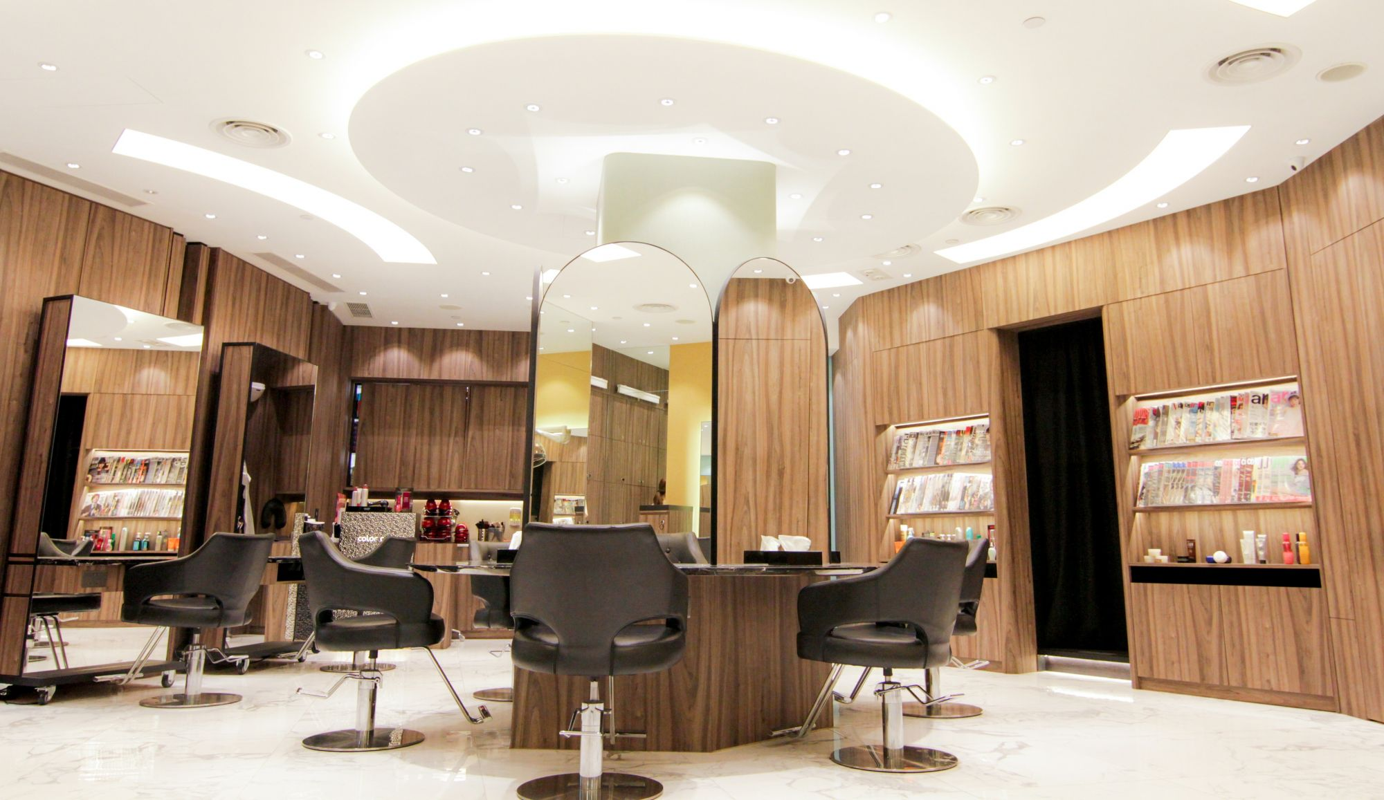 6 Luxury Hair Salons In Hong Kong