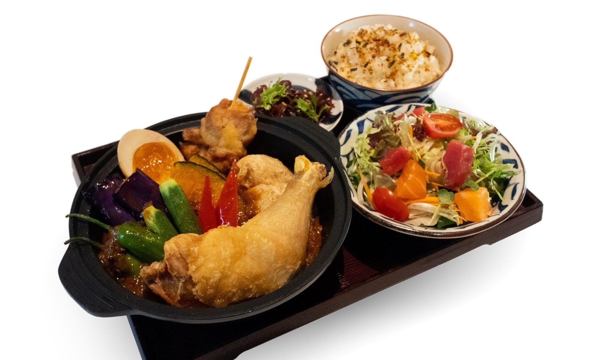 Sapporo Soup Curry Arrives At Taikoo's Hokkaidon