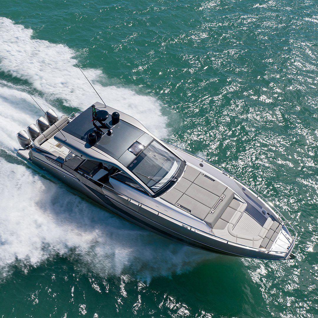 Azimut Yachts' Latest Verve 47 Debuts At US$1.7 Million