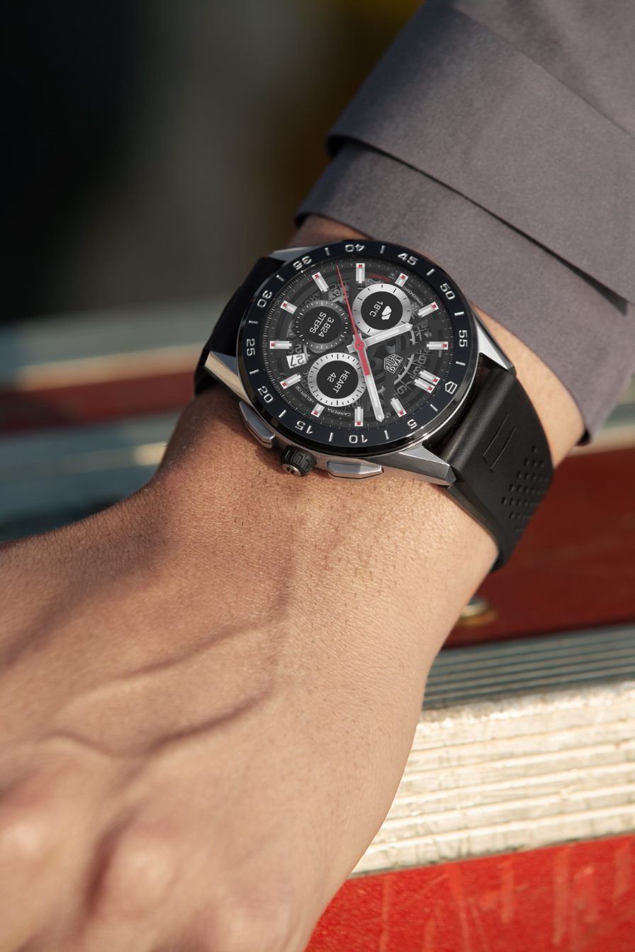 TAG Heuer Announces Third Generation Luxury Smartwatch