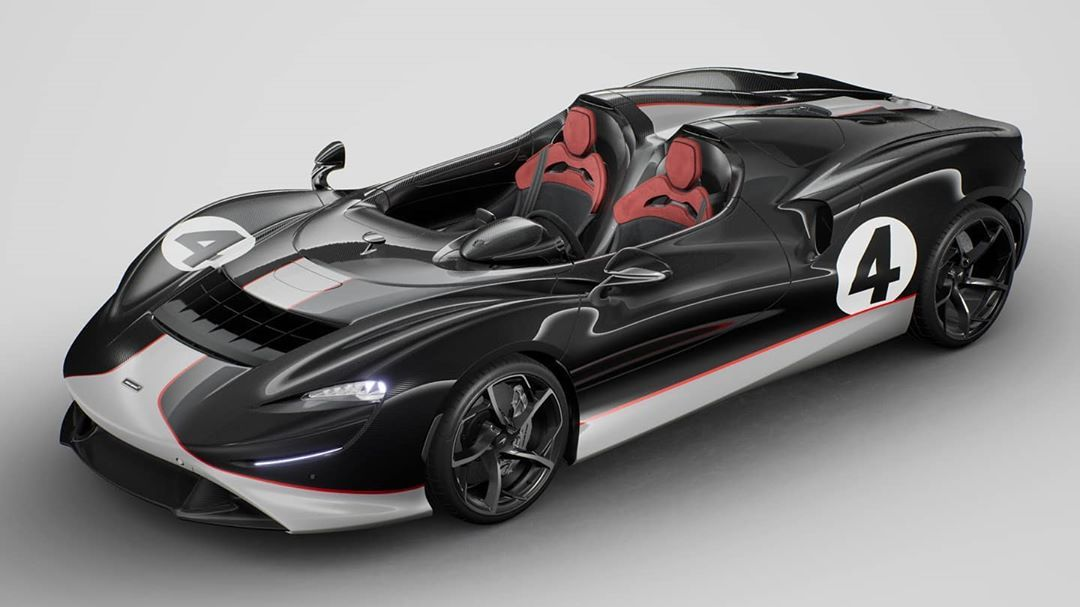 The New McLaren Elva Honors Rich History Of Grand Prix