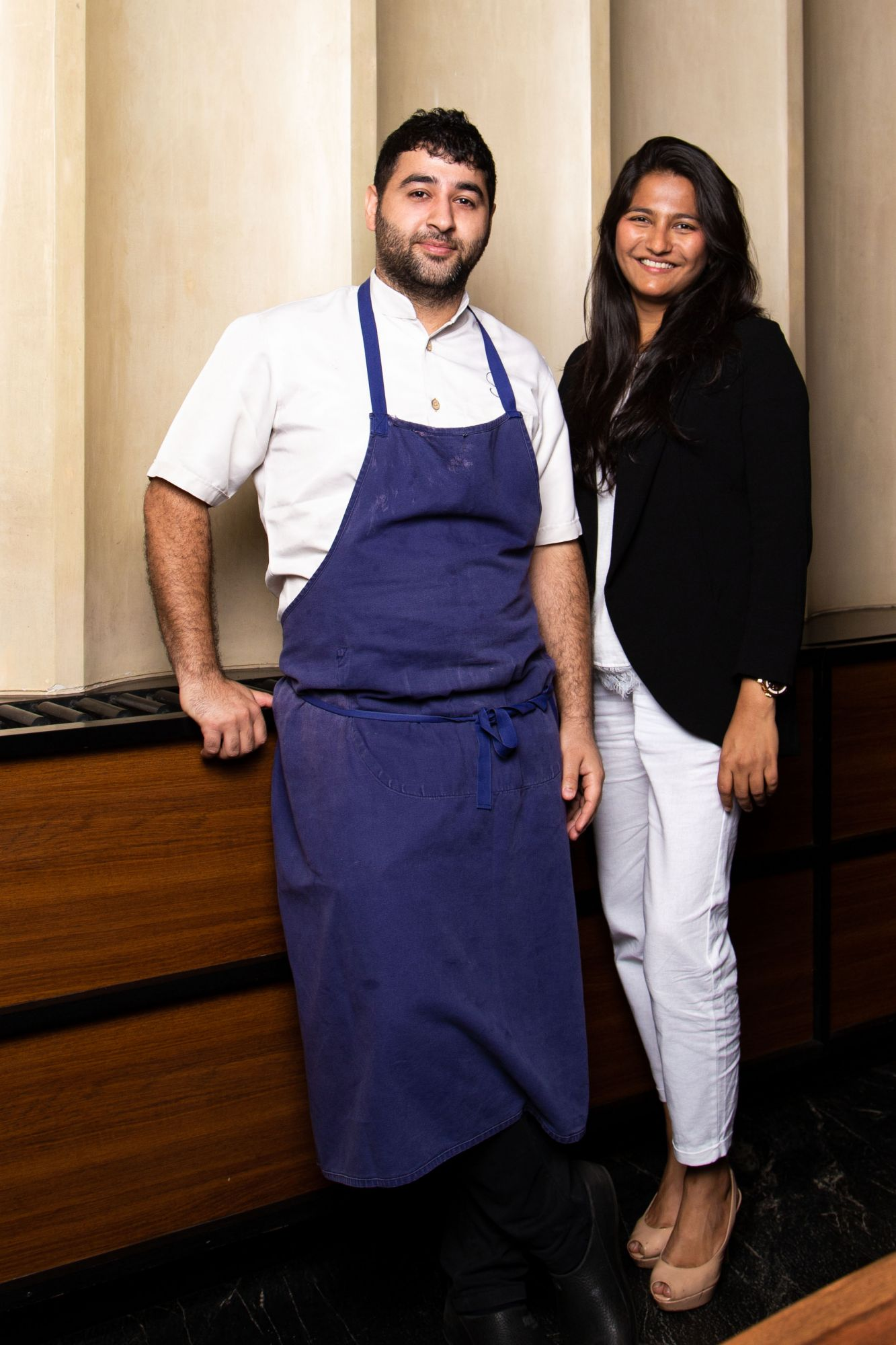 How Mumbai's Masque Is Redefining What It Means to be an Indian Restaurant