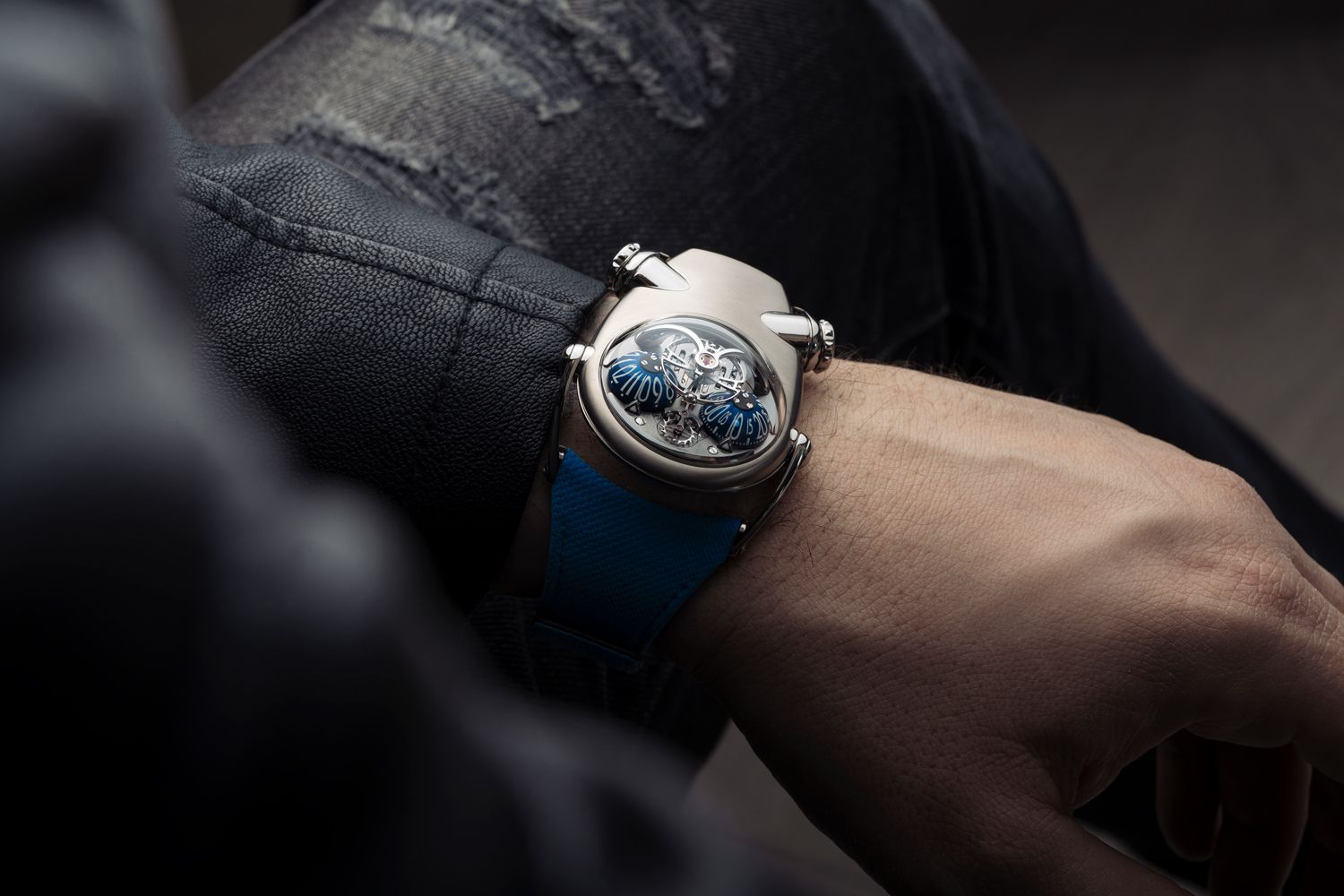 "Introducing Man's Best Friend, The MB&F ""Bulldog"""