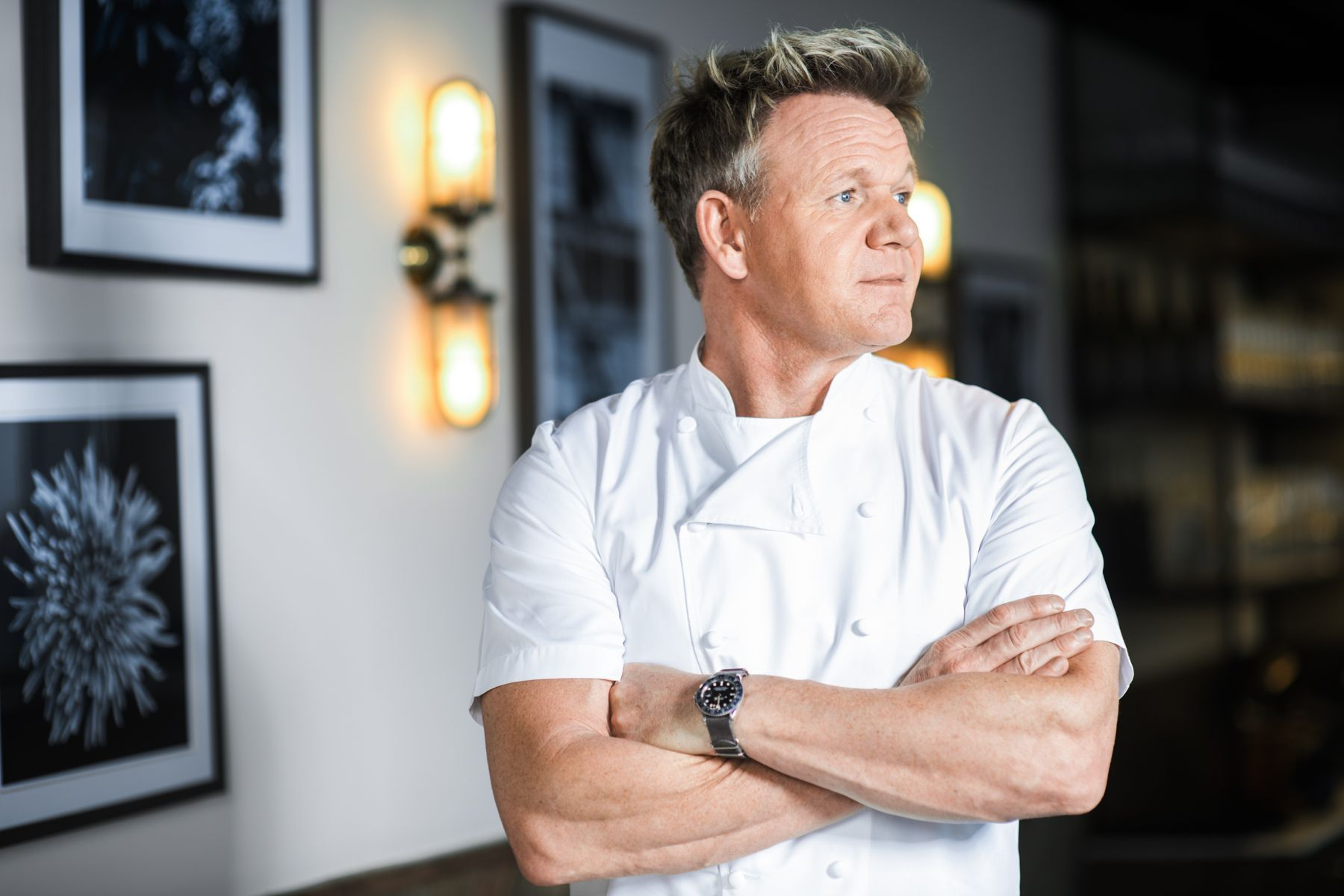 Gordon Ramsay Shuts Down Three Of His Hong Kong Restaurants