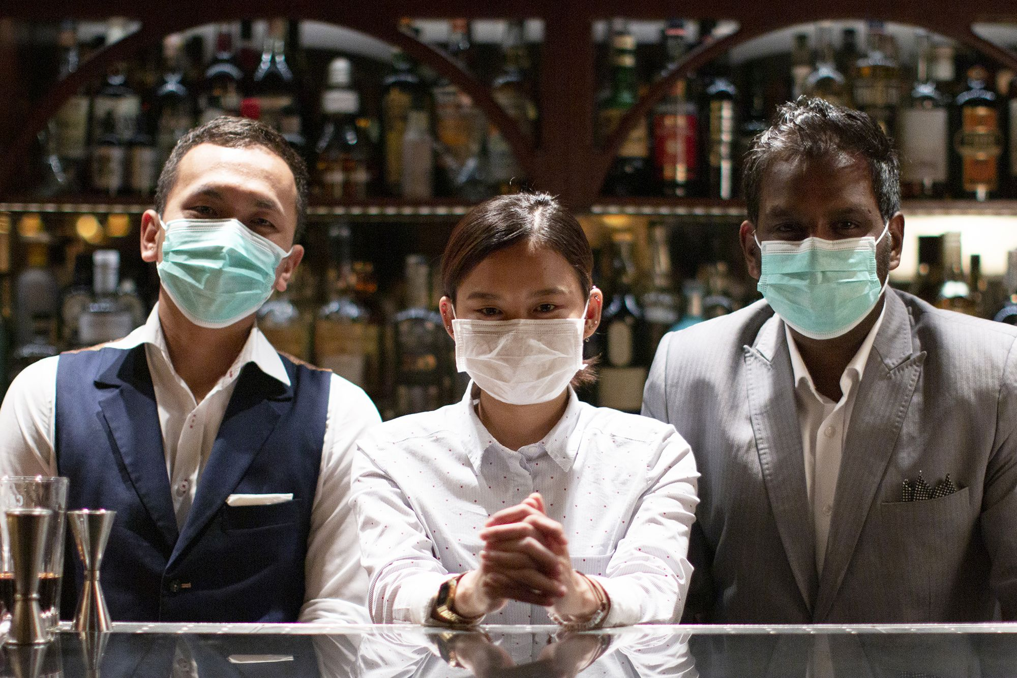 An Insider's Look At The Precarious State Of Hong Kong's Bar Scene In 2020