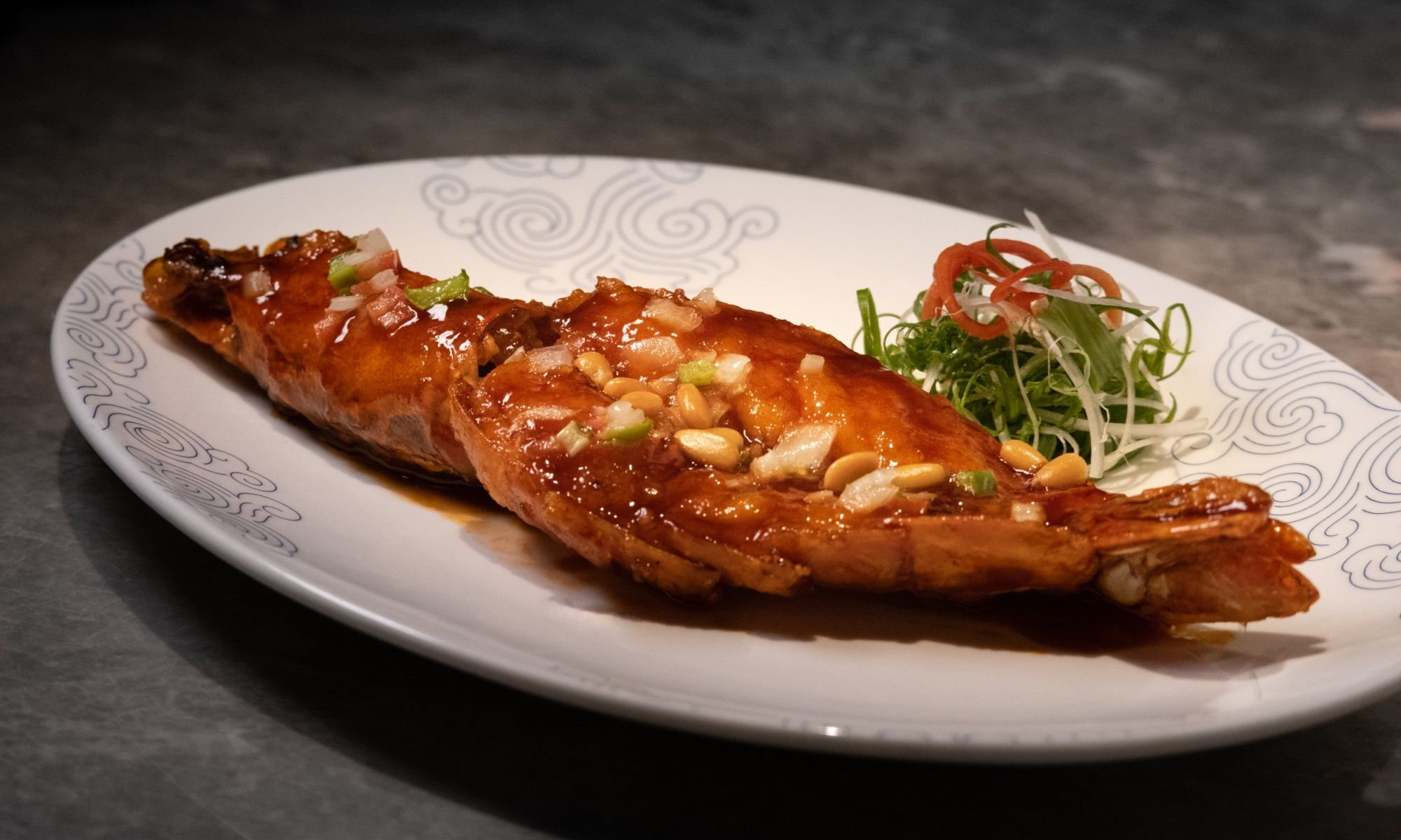 Discover Scrumptious Treasures from The Ocean At 10 Shanghai