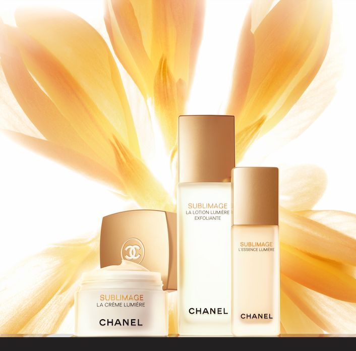 Give Your Skincare A Spring Refresh with Chanel's Sublimage La Collection Lumière