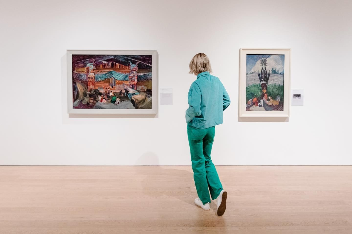 """This Canadian Art Museum Is Offering Free Virtual """"After Dark"""" Tours"""