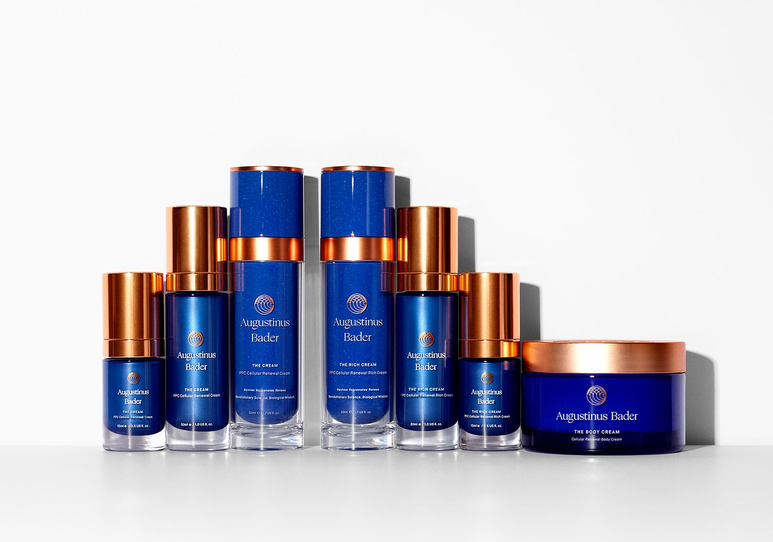 5 Questions With Professor Augustinus Bader, Founder Of Augustinus Bader Skincare