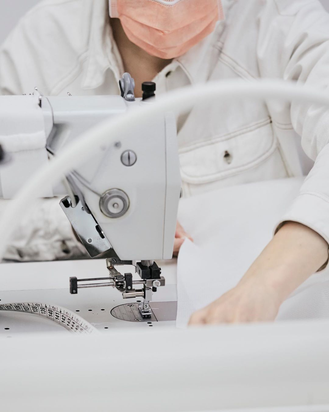 LVMH Halts Handbag Production In Favour Of Medical Gowns For Frontline Workers