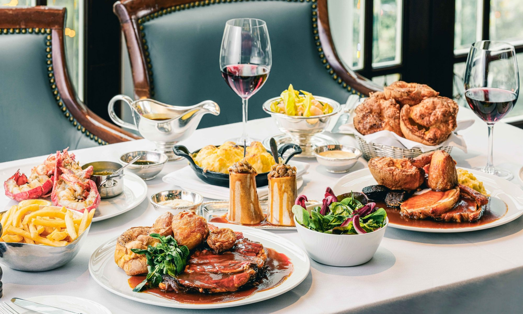 Lobster Bar Presents Sunday Roast Menu By New Executive Chef Cary Doherty