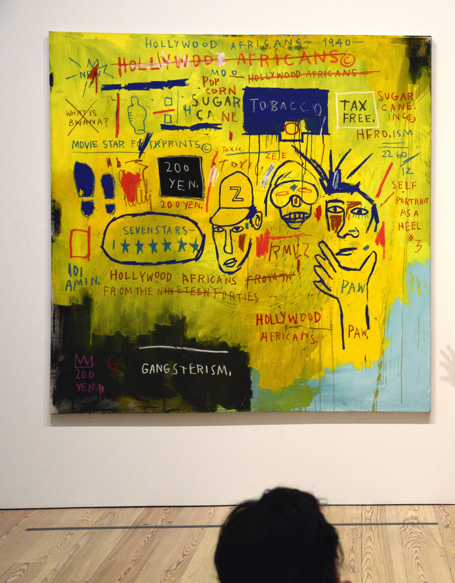 The Life and Death of an Art Star Basquiat