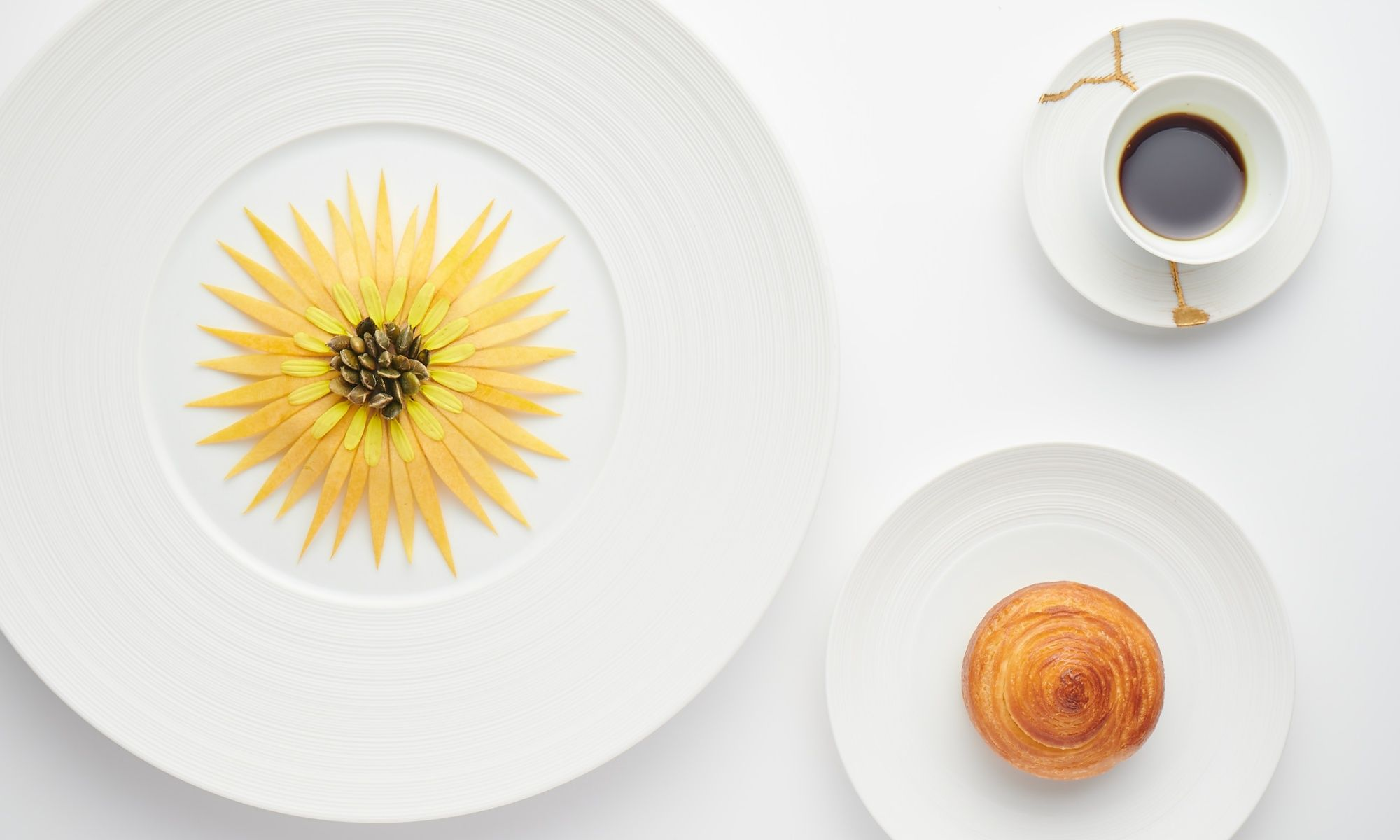 Petrus Welcomes Spring With New Organic Menu