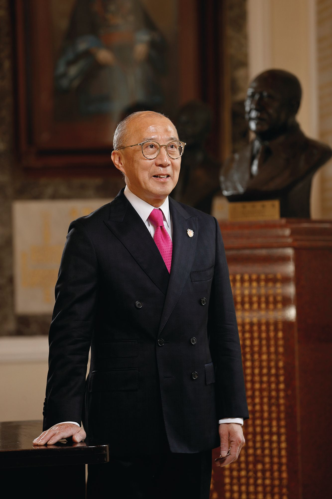 How Po Leung Kuk's Chairman Ma Ching-Nam Is Leading The Charity In New Directions