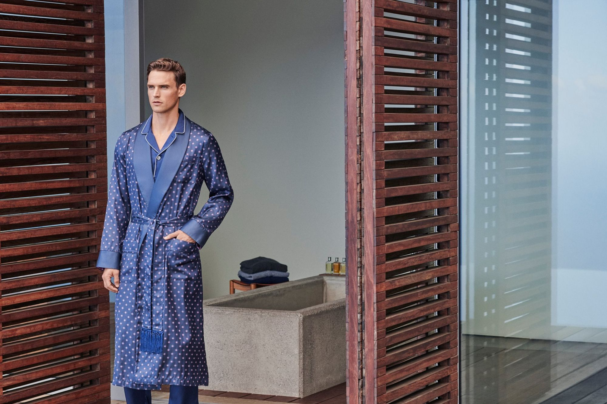 9 Men's Sleep And Loungewear Pieces To Relax Around The House In